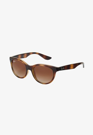 JUNIOR SQUARE - Sunglasses - brown