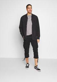Schott - TRRANGER - Shorts - black - 1