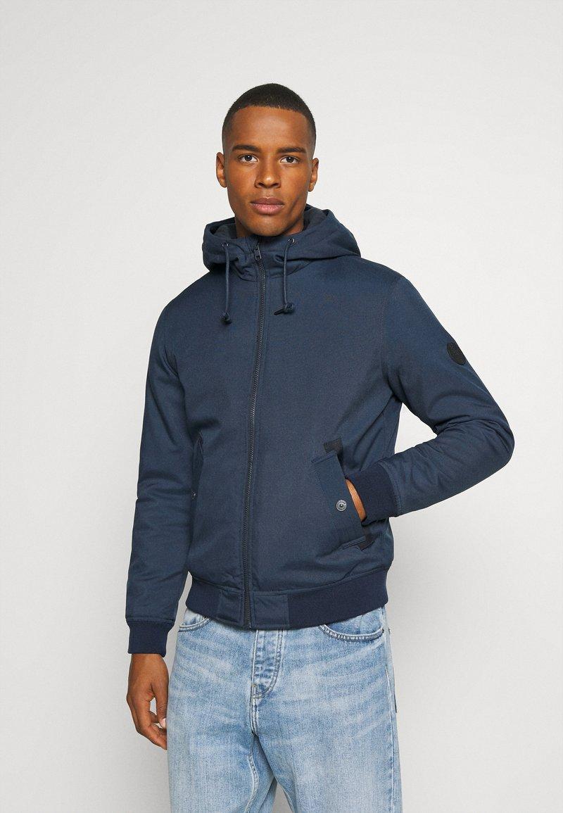 Jack & Jones - JJBERNIE JACKET - Light jacket - navy blazer
