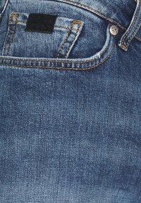 John Richmond - BERMUDA DENIM SNAPE - Denim shorts - blue light - 2