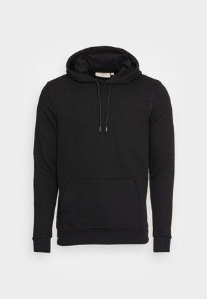 SMART ESSENTIALS HOODIE - Bluza - black