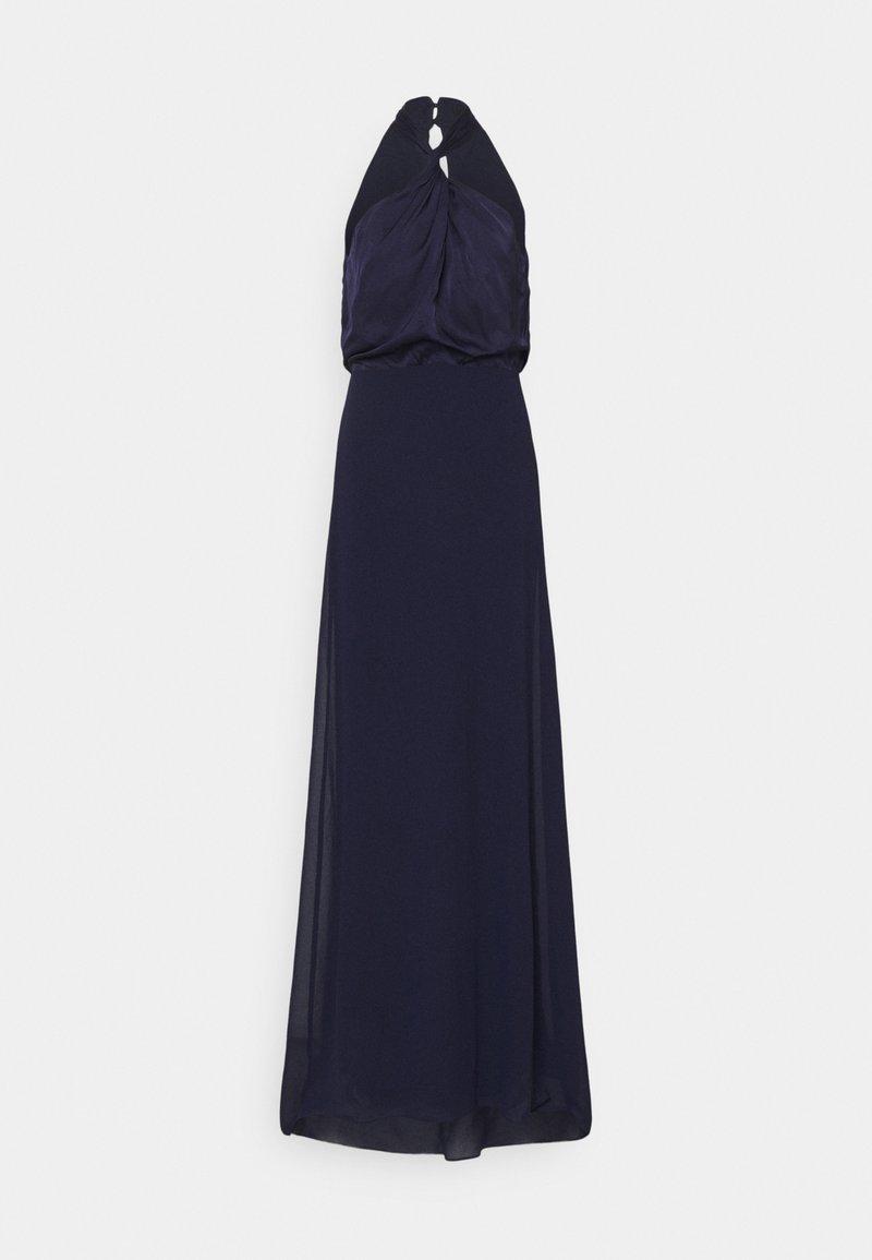 TFNC - EMILY MAXI - Společenské šaty - navy