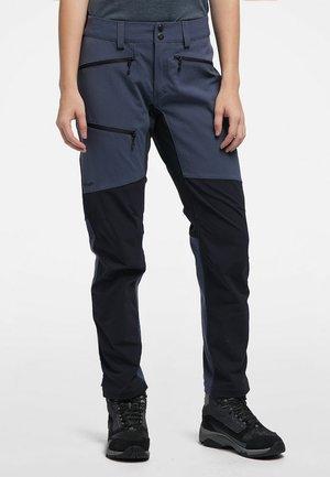 RUGGED FLEX PANT - Outdoor trousers - dense blue/true black
