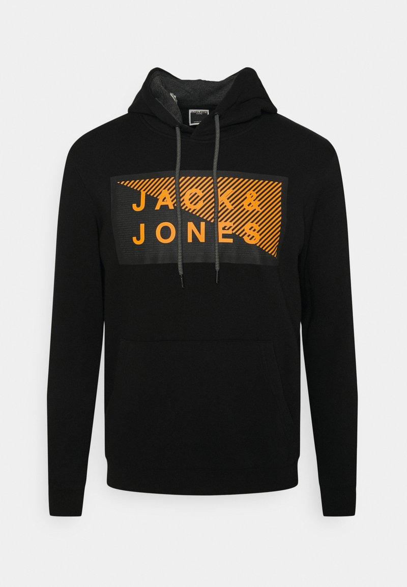 Jack & Jones - Hoodie - black