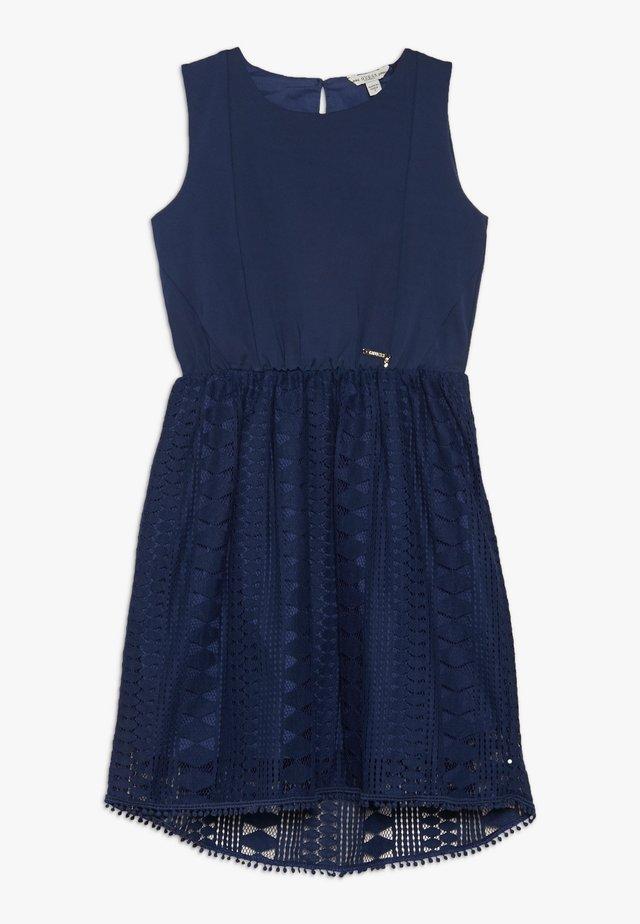 JUNIOR DRESS - Jerseykleid - deck blue