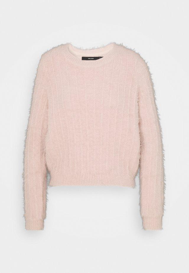 VMLAPOILU O NECK - Pullover - sepia rose
