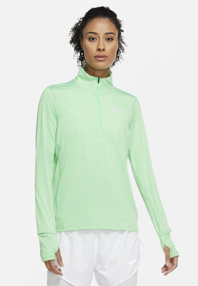 ELEMENT - Sports shirt - poison green/cucumber calm/heather