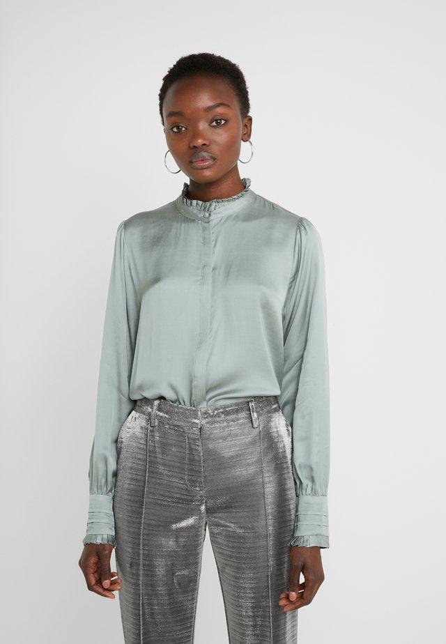 BAUME ELIZABETH BLOUSE - Bluse - jade green