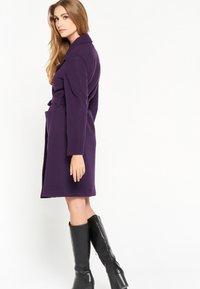 LolaLiza - Trenchcoat - purple - 2