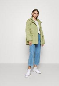 Moss Copenhagen - PETRINA JACKET - Winter jacket - sage - 1