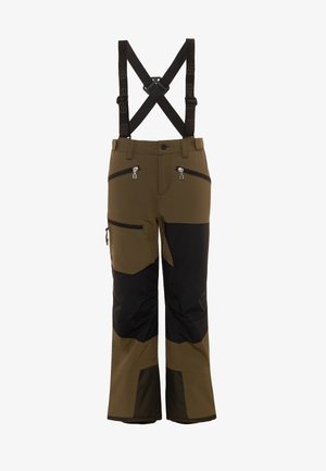 CODY UNISEX - Snow pants - beech