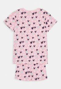 Blue Seven - KIDS NIGHTWEAR HEARTS - Pyjama set - rosa - 1