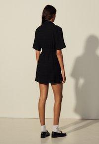 sandro - Denní šaty - noir - 2