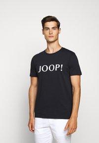 JOOP! - ALERIO - Triko spotiskem - dark blue - 0