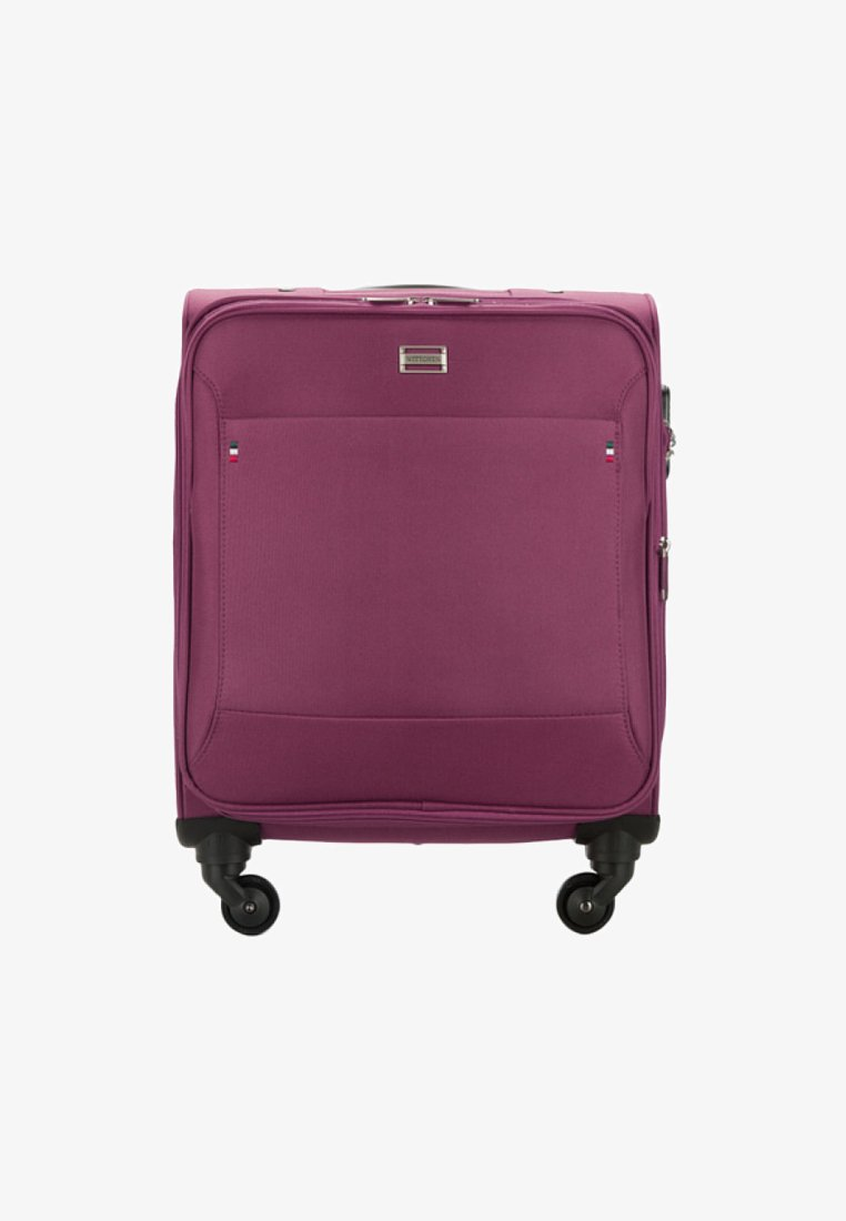 Wittchen - TRAVEL - Wheeled suitcase - violett