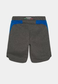 Automobili Lamborghini Kidswear - WITH CONTRAST INSERTS - Shorts - grey estoque - 1