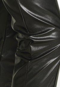Even&Odd Tall - Stoffhose - black - 5