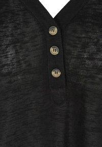 Zizzi - Basic T-shirt - black - 3