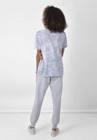 Ro&Zo - Print T-shirt - grey - 2