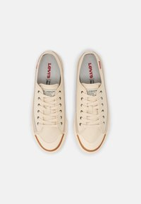 Levi's® - SQUARE - Sneaker low - ecru - 3