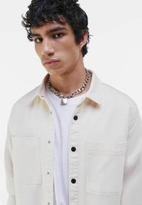 Bershka - Summer jacket - beige - 3