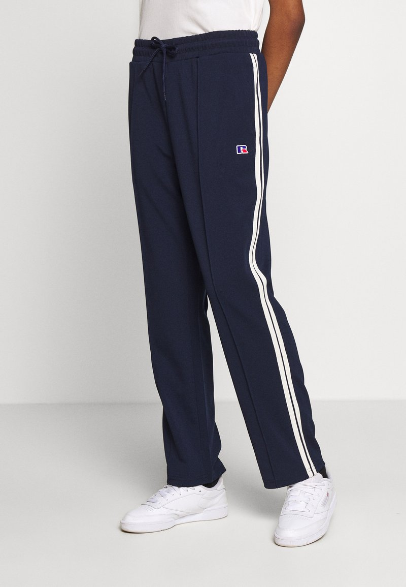 Russell Athletic Eagle R - POINT - Bukse - navy