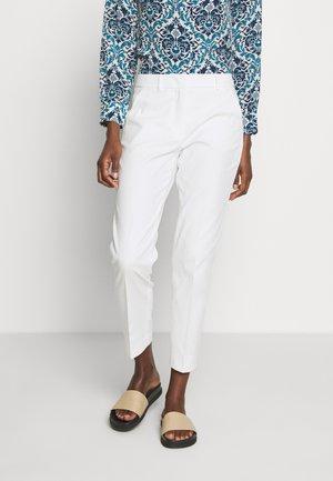 LEGENDA - Kalhoty - white
