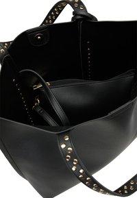 usha - SHOPPER - Tote bag - black - 3