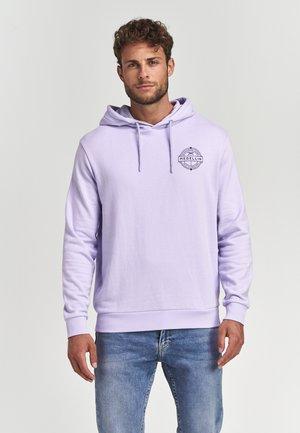 Hoodie - lilac sun purple
