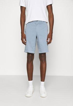 NATHAN SUPER - Shorts - steel blue