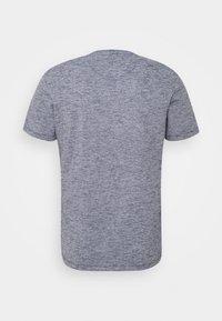 TOM TAILOR - Print T-shirt - dark blue - 1