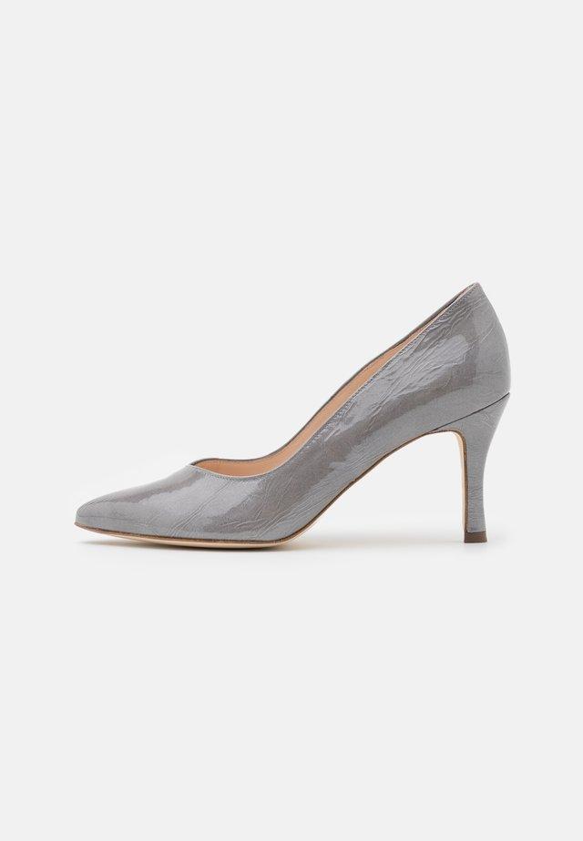 ELFI - Classic heels - storm bardy