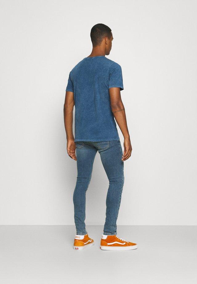 LIN UNISEX - Jeans Skinny Fit - indigo master