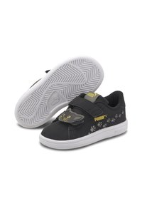 Puma - Touch-strap shoes - black ultra gray - 2