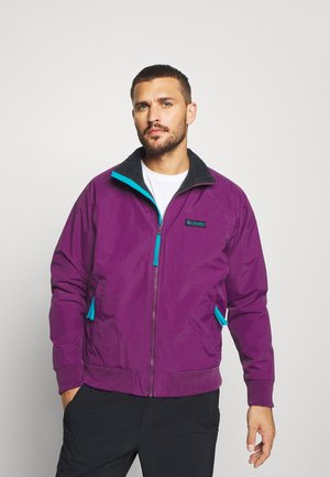 FALMOUTH JACKET - Chaqueta outdoor - plum