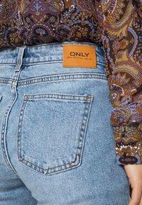 ONLY Petite - ONLEMILY LIFE ANKLE  - Straight leg jeans - medium blue - 3