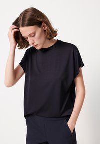 someday. - Basic T-shirt - dark blue - 3