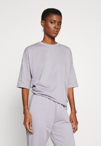 Missguided Tall - EXCLUSIVE SET - Tracksuit - lilac gray - 3