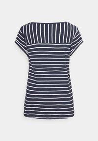 Esprit - TEE - Print T-shirt - navy - 1