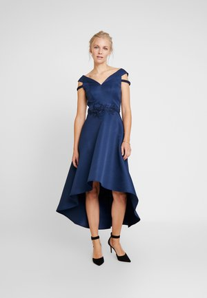AMOUR DRESS - Occasion wear - navy