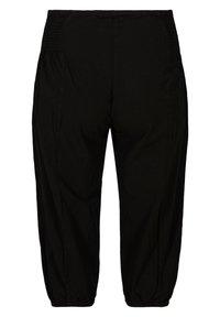 Zizzi - Shorts - black - 4