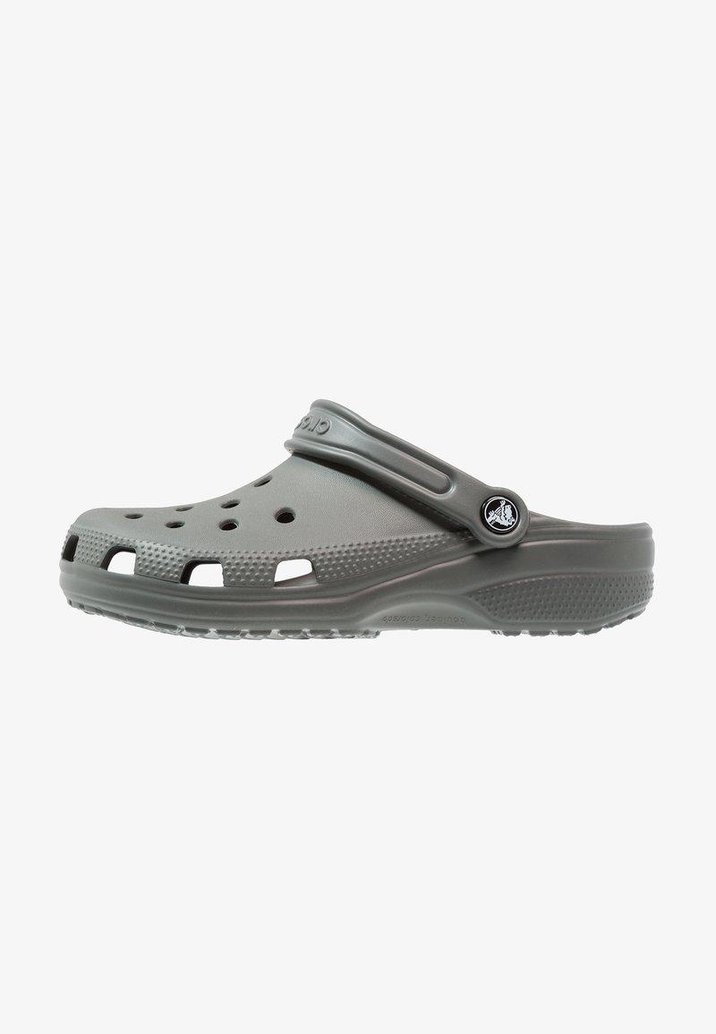 Crocs - CLASSIC UNISEX - Pool slides - slate grey