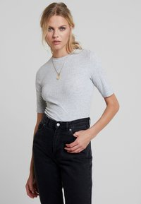 KIOMI - Basic T-shirt - grey - 0