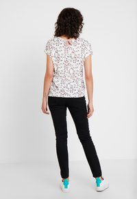 edc by Esprit - Print T-shirt - off white - 2