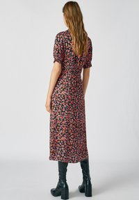 PULL&BEAR - Day dress - red - 2