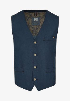 TRENDIGE - Waistcoat - dunkelblau