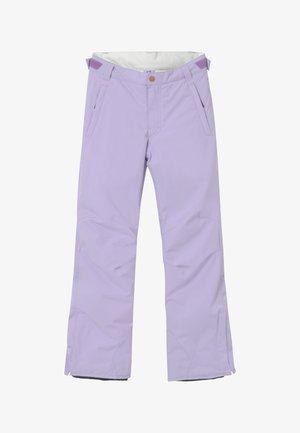 SUNLEAF GIRLS - Zimní kalhoty - lavender
