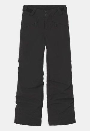 ANVIL - Pantalon de ski - black out