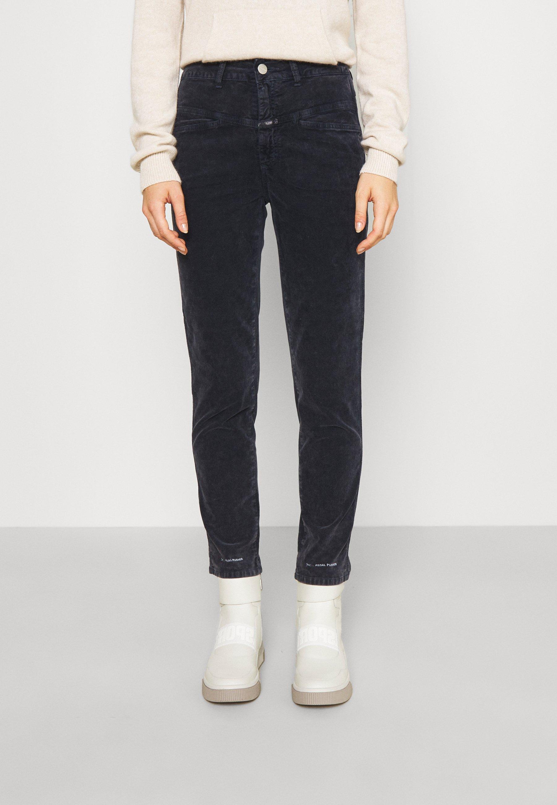 Femme PEDAL PUSHER - Pantalon classique
