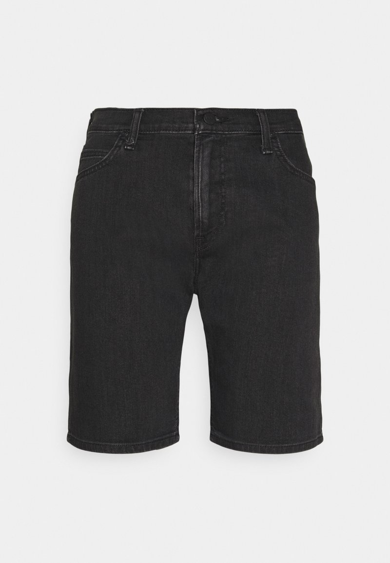Lee - RIDER - Jeansshorts - stone crosby